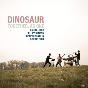 SPAM Musik Magazin Ausgabe eins: Review Dinosaur - Together, As One Cover