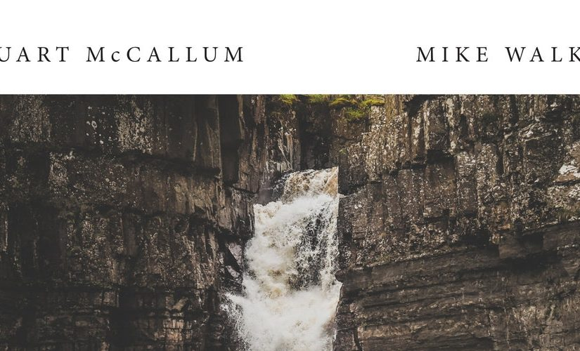 SPAM Musik Magazin Ausgabe eins: Review Stuart McCallum & Mike Walker - The Space Between