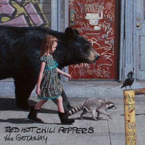 Spam Musik Magazin Ausgabe eins: Review Archiv Red Hot Chili Peppers The Getaway