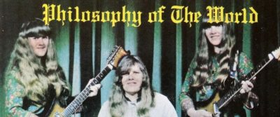 SPAM Musik Magazin Ausgabe eins: Review The Shaggs - Philosophy Of The World