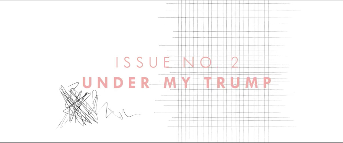 SPAM! Musik Magazin Ausgabe 2: Under my Trump; Slider Home