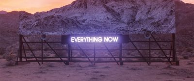 SPAM Musik Magazin, Arcade Fire, Everything Now, Ulrike Rechel, Neon